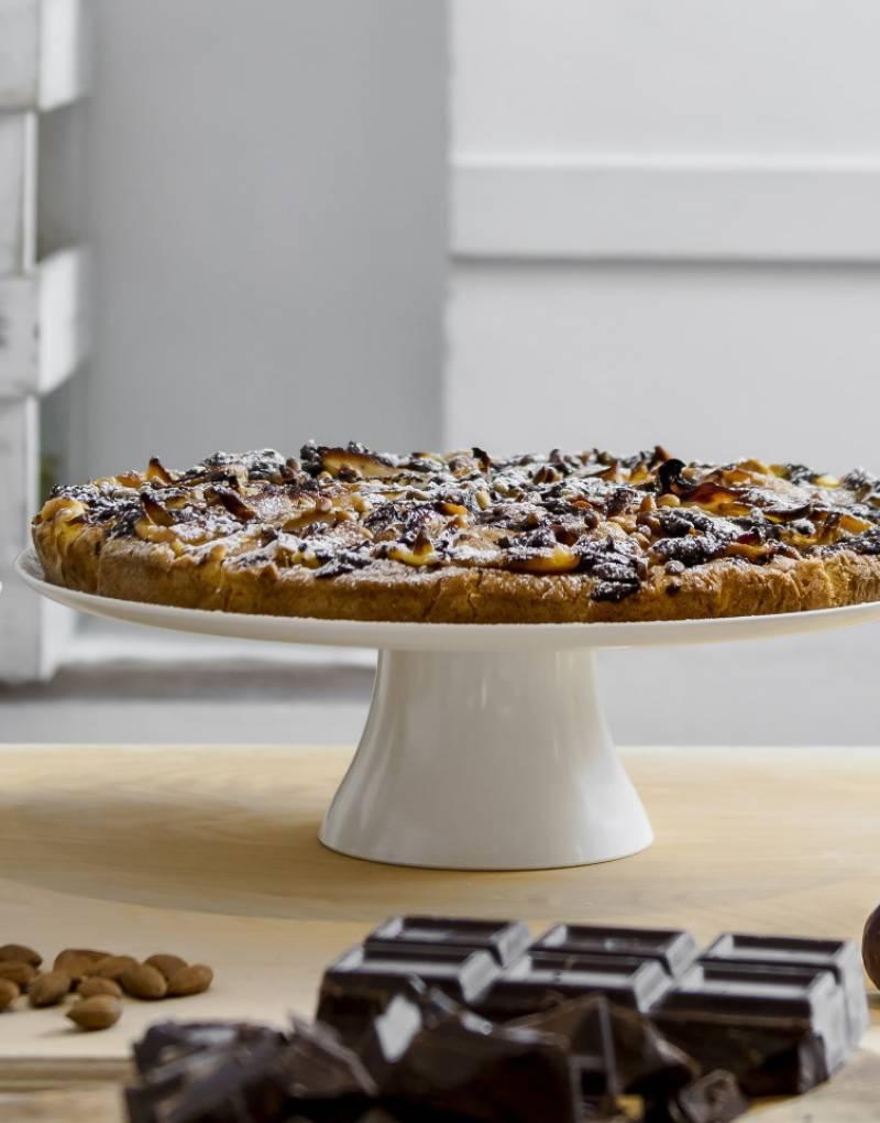 cristina-corona-colazione-torta-desk